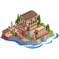 Pantheon Isle-icon