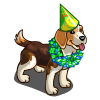 Party Dog-icon