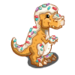 Sprinkled T-Rex-icon