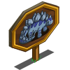 Stegosaurus Mastery Sign-icon