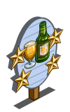 Aussie Beer 4 Star Mastery Sign-icon