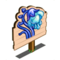 Dewdrop Flowers Mastery Sign-icon