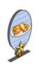 Egg Roll 1 Star Mastery Sign-icon