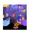 Holiday Card Tree-icon