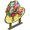 Luxe Gem Tree Mastery Sign-icon