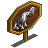 Chinese Crested Dog Mastery Sign-icon
