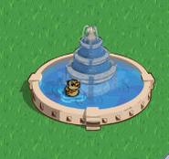 Duckling Fountain