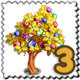 Egyptian Ruby Tree Stamp-icon