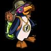 Hiking Penguin-icon