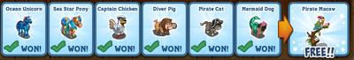 Mystery Game 162 Rewards Revealed