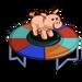 Pig Trampoline-icon