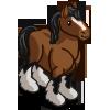 Shire Horse-icon