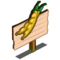 Yellow Field Peas Mastery Sign-icon