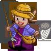 Fisherman Gnomette-icon