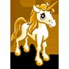 Golden Unicorn Foal-icon