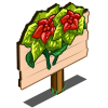 Holiday Poinsettia Mastery Sign-icon