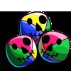 Juggling Skulls-icon