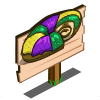 King Cake Mastery Sign-icon