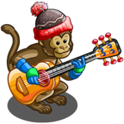 Musical Monkey-icon