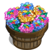 Paper Flower Bushel-icon