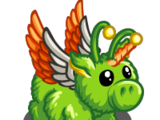 Space Alien Pega-Pig