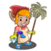Spring Cleaning Gnome-icon