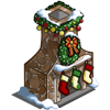 Winter Fireplace-icon