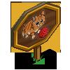 Brown Kitten Mastery Sign-icon