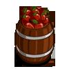Deco barrel apple-icon