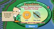 Expedition Rewards