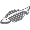 Fish Bone Comb-icon