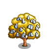 Gold and Silver Pear Tree-icon
