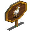 Leafy Horse Mastery Sign-icon