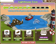 Lighthouse Cove Stage 5