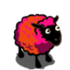 Magenta Ewe (International Orange Striped)-icon