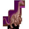 Plateosaurus-icon