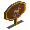 Pseudocorn Mastery Sign-icon