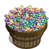 Rainbow Snowflake Bushel-icon