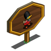 Royal Guard Duck Mastery Sign-icon