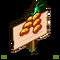 Solar Flare Bean Mastery Sign-icon