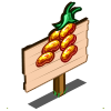 Solar Flare Bean Mastery Sign-icon