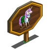Yodelcorn Mastery Sign-icon