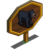American Black Bear Mastery Sign-icon