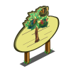 Austrian Hat Tree Mastery Sign-icon