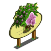 Bamboo Orchid Tree Mastery Sign-icon
