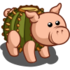 Big Barrel Cactus Pig-icon