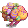 Cake Pop Tree-icon