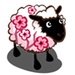 Cherry Blossom Ewe-icon
