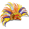 Colorful Headress-icon