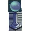 Deco gazingballblue icon